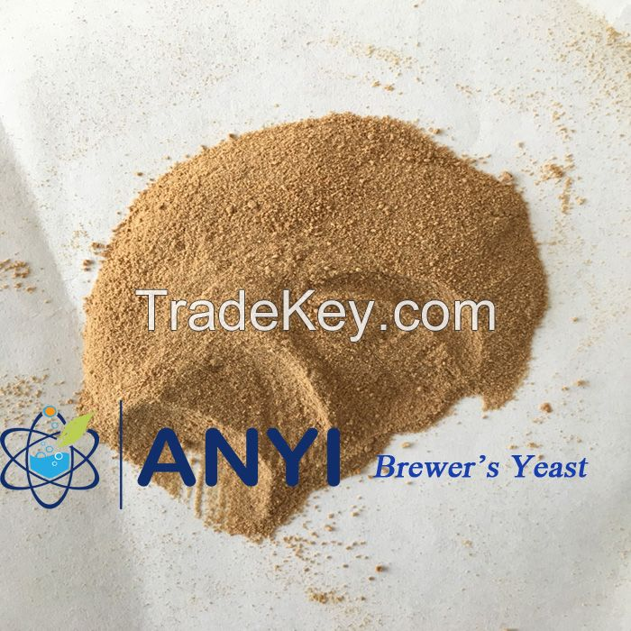 Brewer's Yeast Powder for floating fish feed