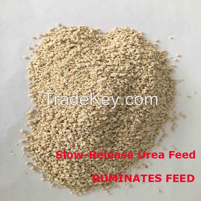 Slow-Released Urea applied in Ruminates feed
