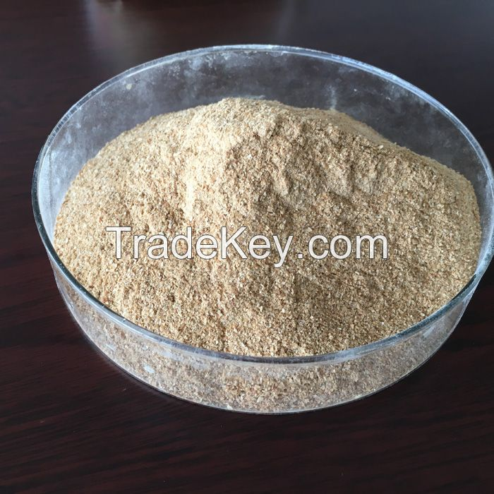 Yeast powder for chicken feed with high protein