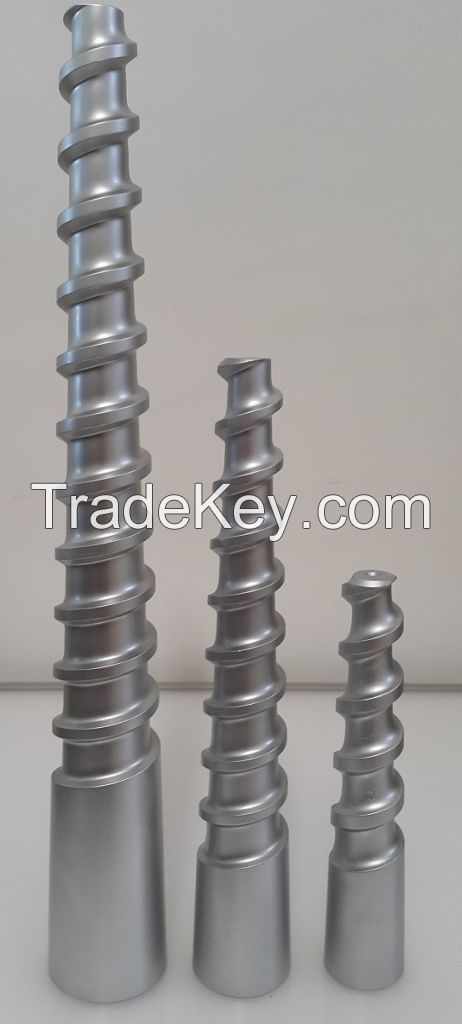 Recoverable anchor screw