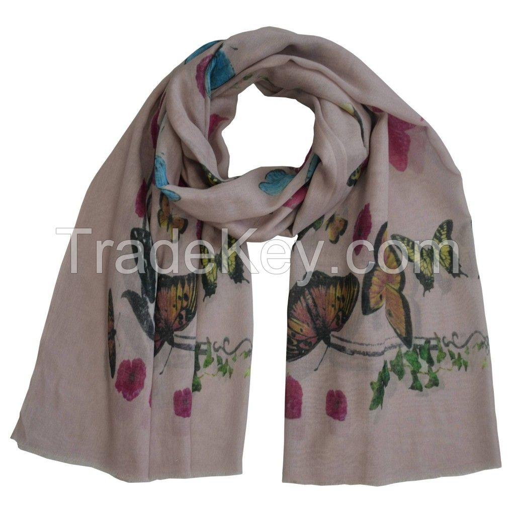 Beautiful Butterfly - Fashion Scarfs