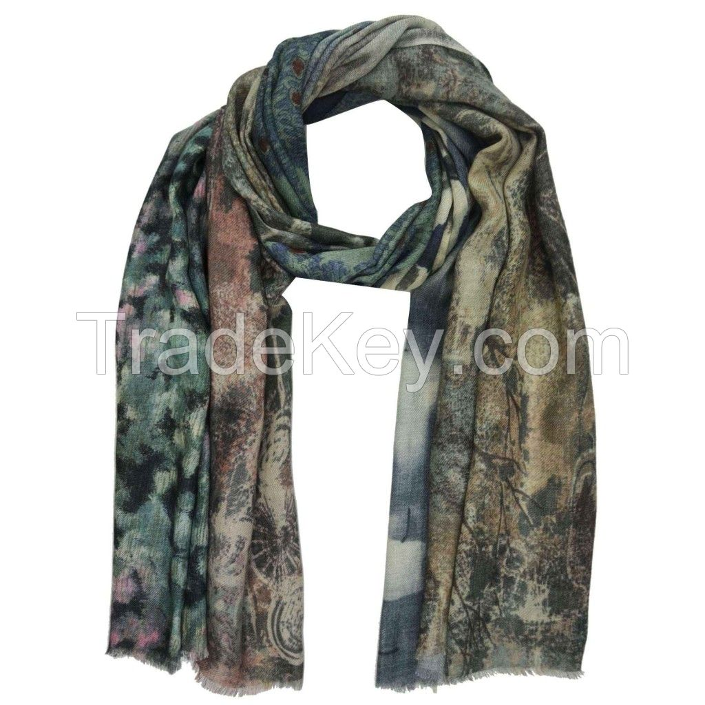 Batik Options - Fashion Scarfs