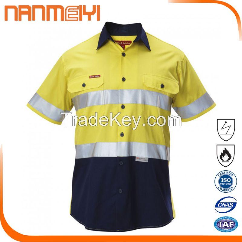 Factory Supply Polyester Washable Bib Workwear