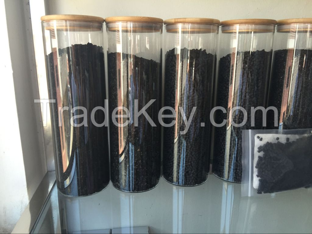 coconut shell activated carbon cas:64365-11-3 for waste water treatment