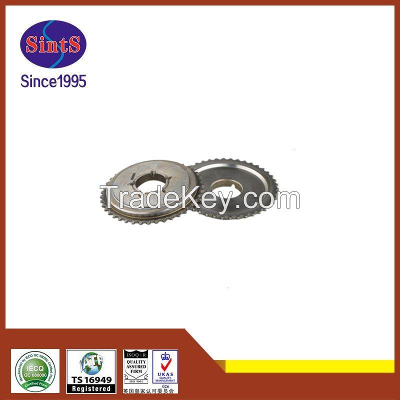 High precision custom-made powder metallurgy automotive air intake sintering sprockets