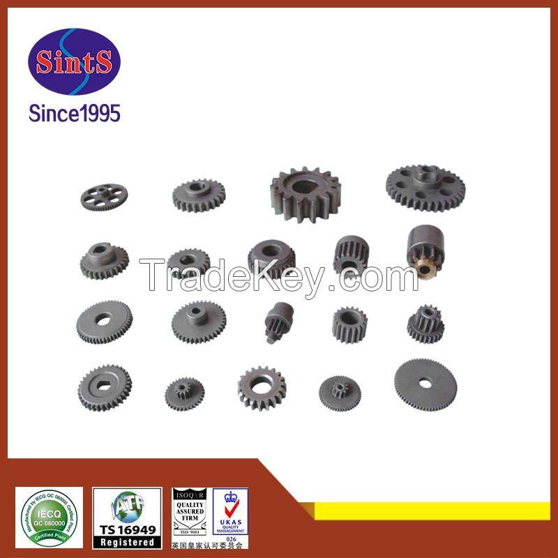 High precision custom-made powder metallurgy automotive transmission sintering gears