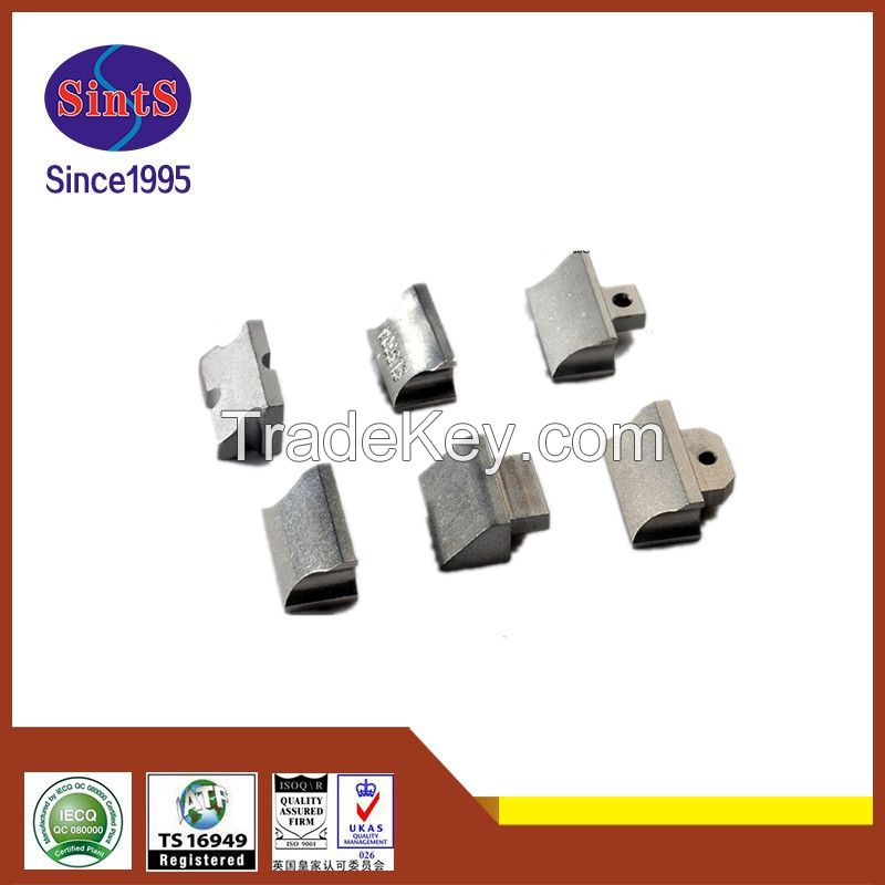 High precision custom-made metal door lock accessories from China MIM manufacturer