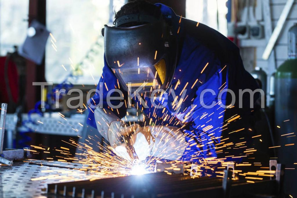 Water jet Cutting Steel Fabrication