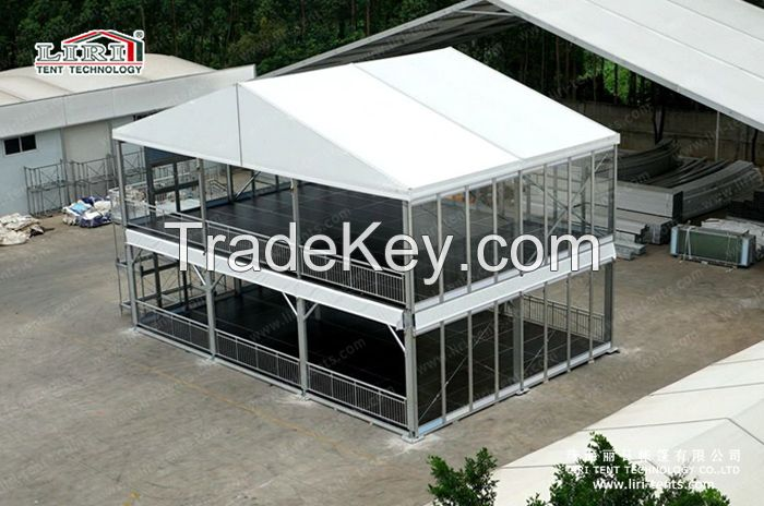 Double Decker Tent carpa doble piso