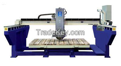 Automatic Bridge Saw Machine