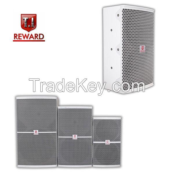 single 15 inch karaokes mini speaker box loudspeaker system