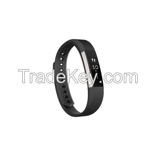Alta Fitness Tracker, Silver/Black