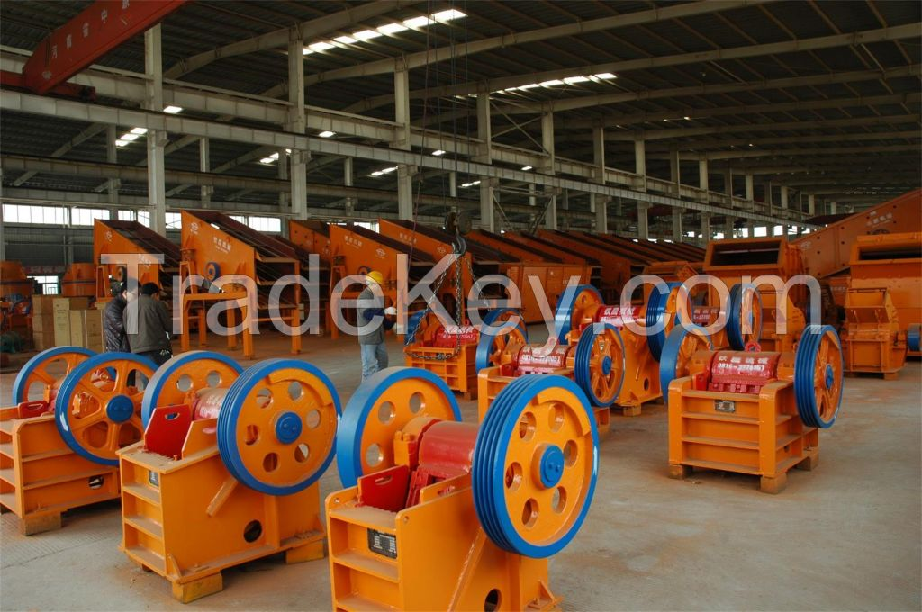 hydraulic cone stone crusher mine quarry mineral crushing machine