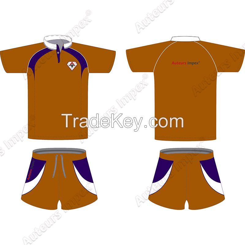 Custom Made Rugby Uniforms