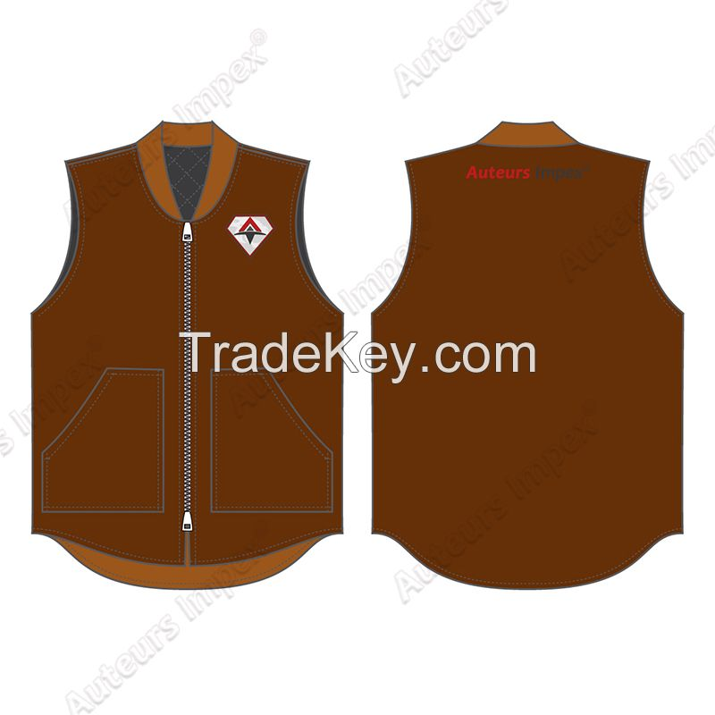 Custom Made Vests and Waistcoats