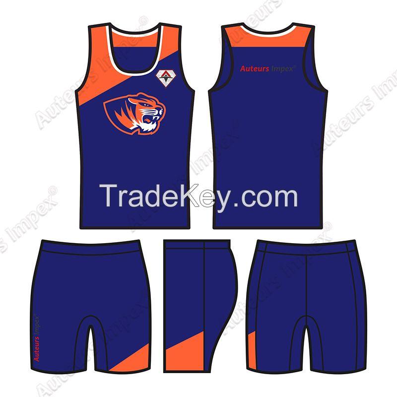 Custom Made Track And Field Wears