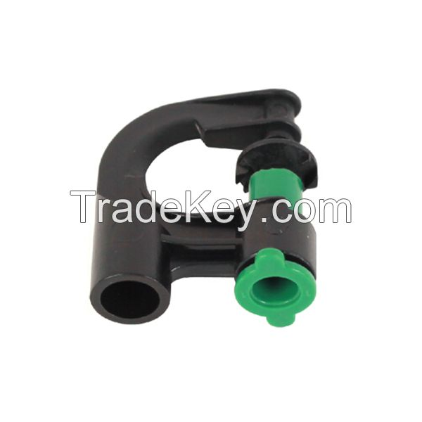 Micro sprinkler for irrigation systems