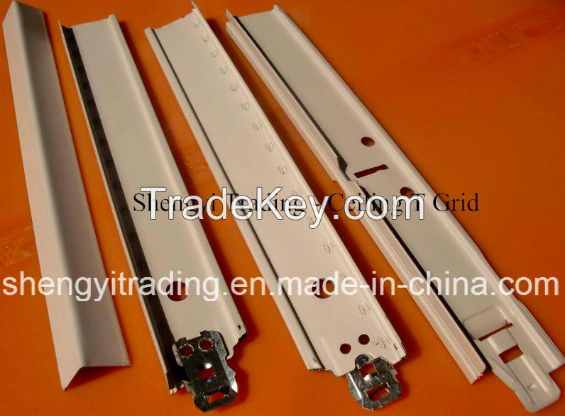 Narrow Plane T-Grid/High Quality T-Grid/T-Grid