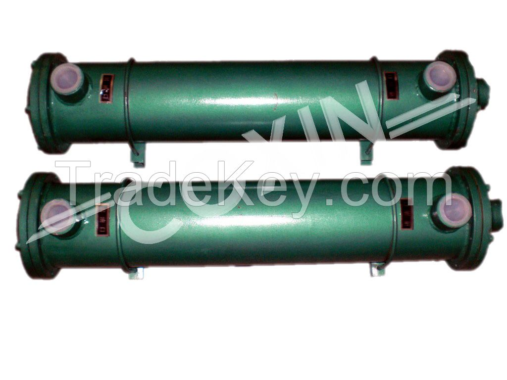 OR-100 Hydraulic water-cooled oil cooler