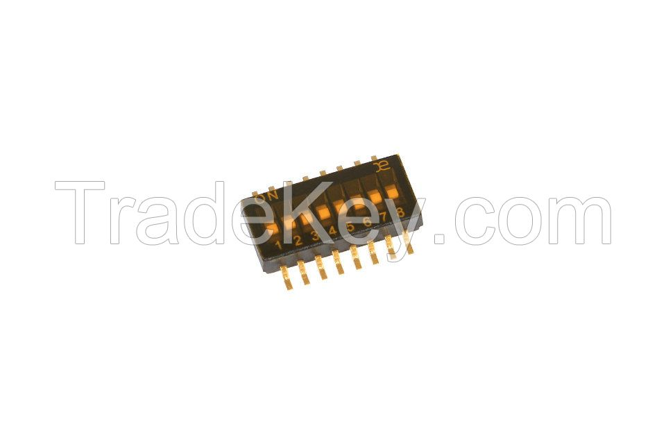 1.27mm Half-Pitch DIP switches