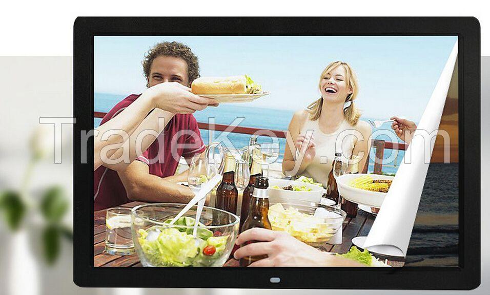 USB flash drive LCD display 10.1 inch advertising media displayer