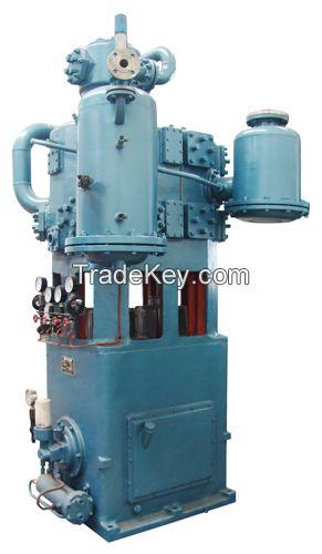 Piston oxygen compressor