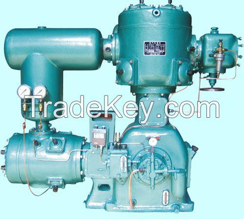 Power source air compressor