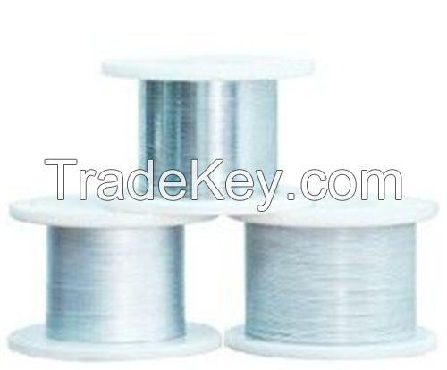 Hot-dip tinning flat copper wire