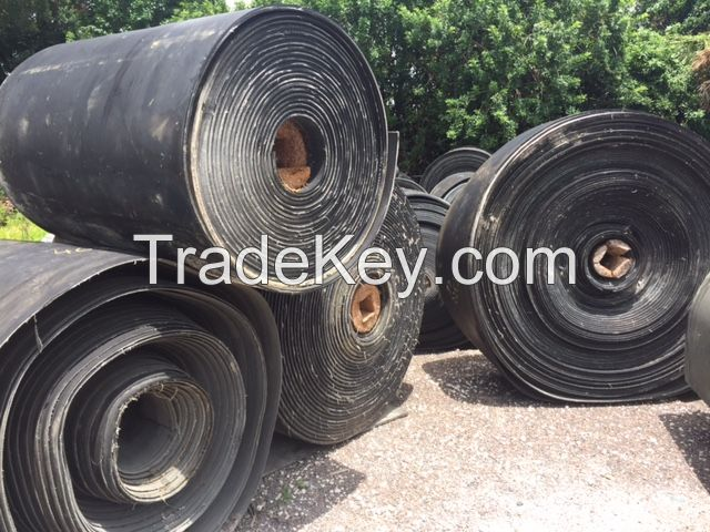 Used Conveyor Rubber Belt