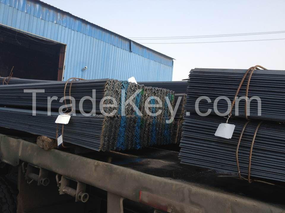 steel angle, steel channel, steel H beam, I beam,steel wire rod, deformed steel bar, steel flat bar