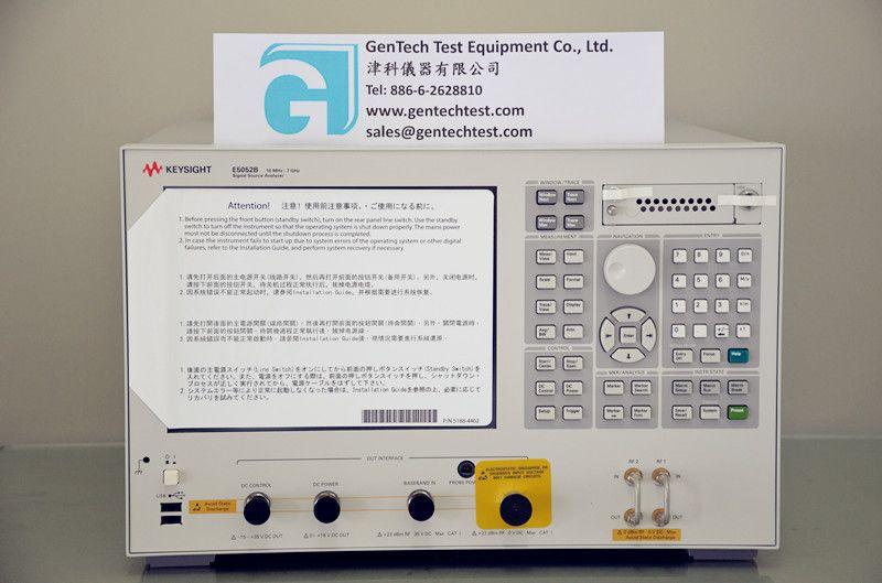 Brand New Keysight E5052B SSA Signal Source Analyzer, 10 MHz to 7 GHz, In Stock