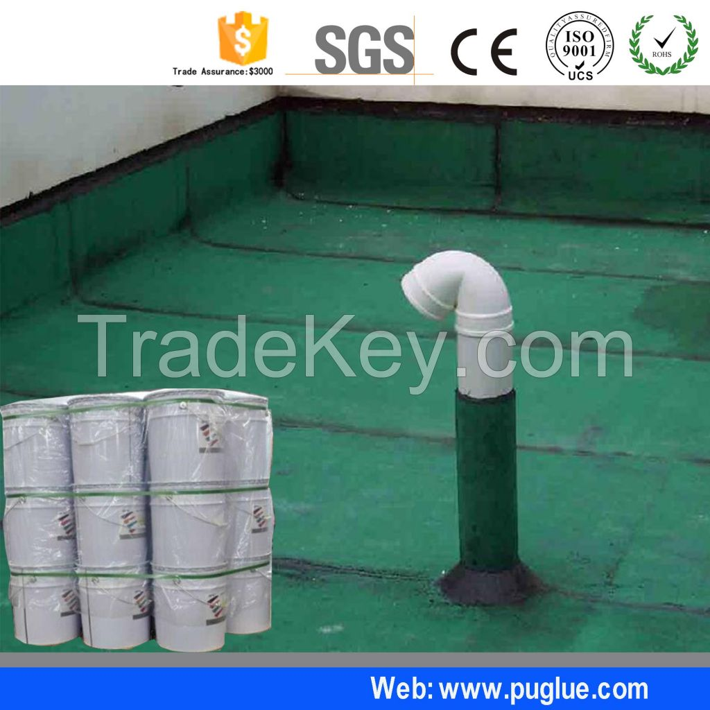 China best polyurethane waterproofing coating raw material