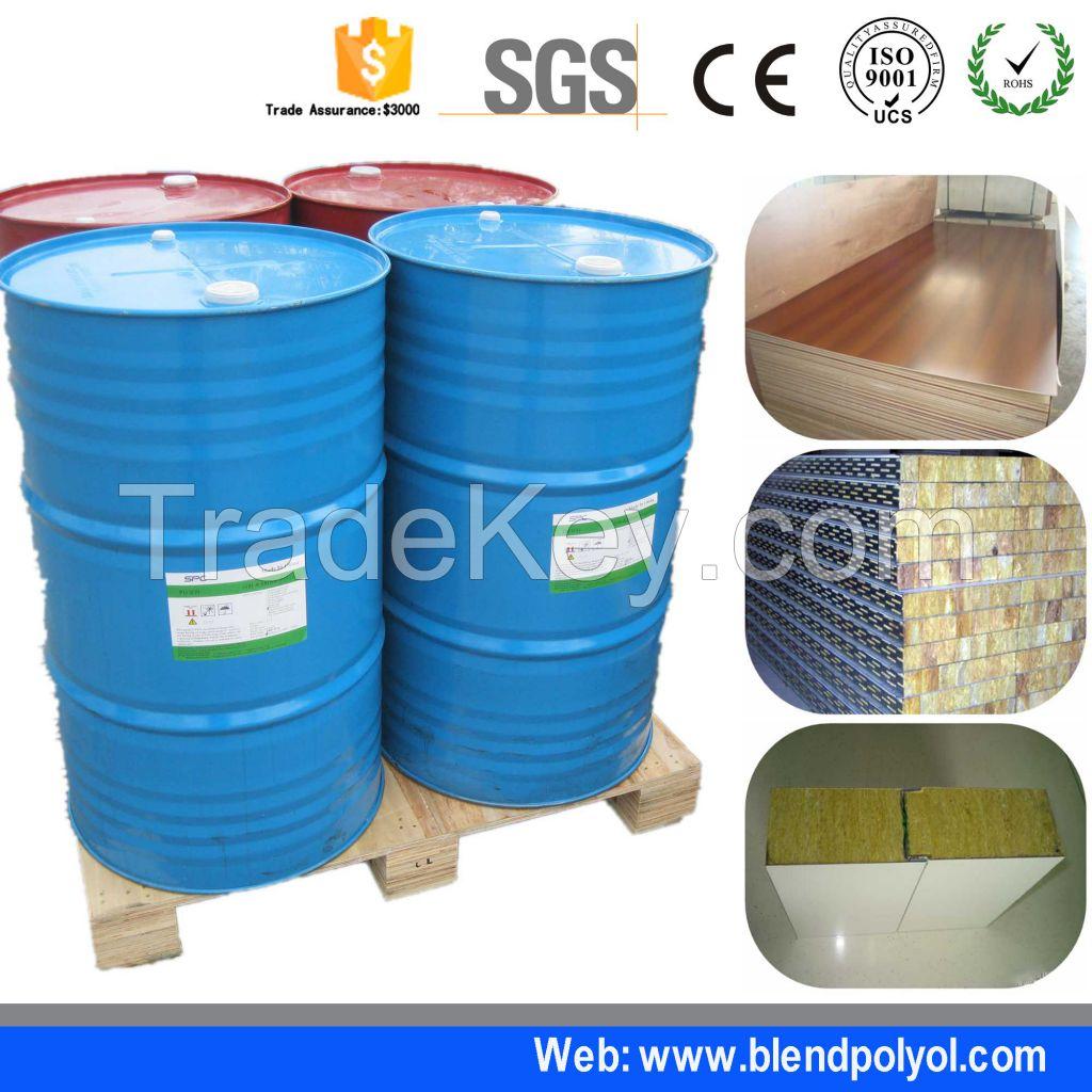 PU foam raw material polyol mdi isocyanate for polyurethane Sandwich panel