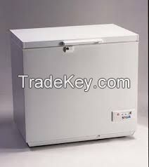 Environmental Friendly Solar Freezer