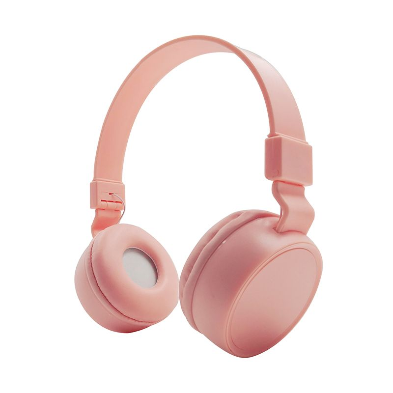 Hot Sale On Amazon Different Colors Chosen Headband Wired Headphone For Teens