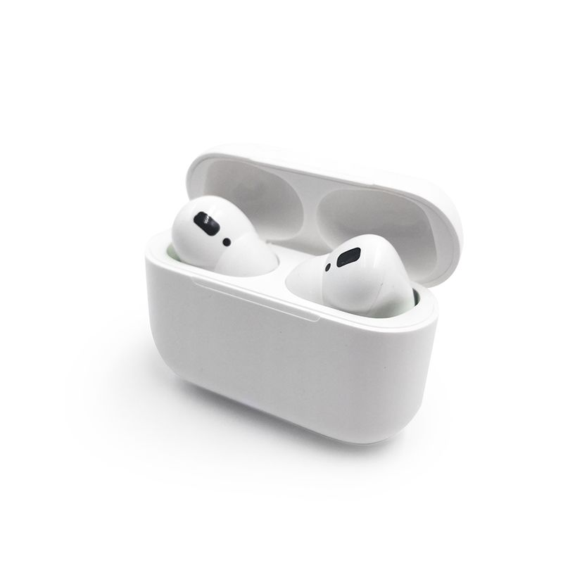 Audifono bluetooth, true wireless earbuds, TWS earphone, similar to Apple Airpods