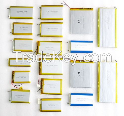 Polymer Lithium Lion Battery 5000mAh Pack