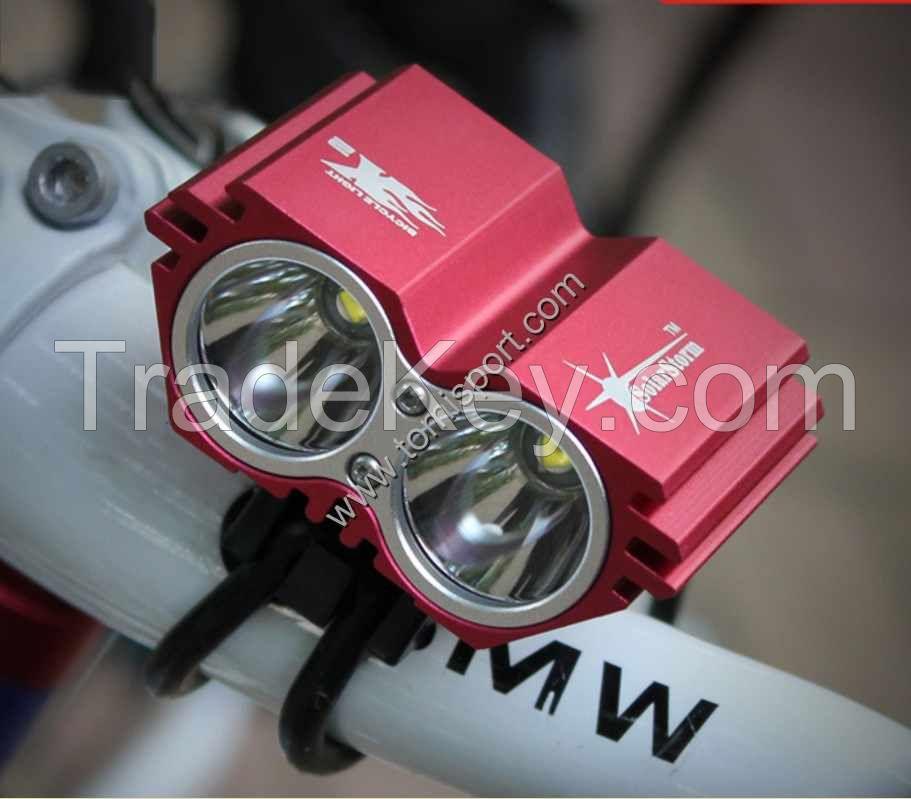 5000 Lumen Bicycle LED Headlight