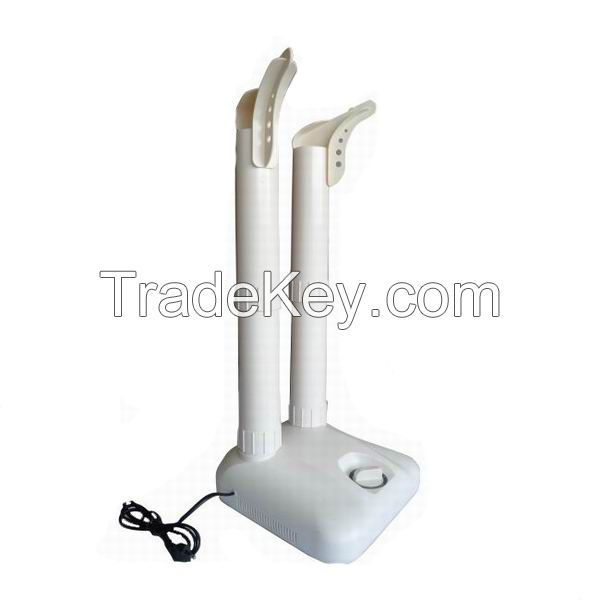 ozone shoe dryer sterilizer with timer