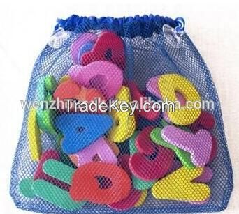 2016 China alphabet Bath letter eva number EVA kid Foam toys,