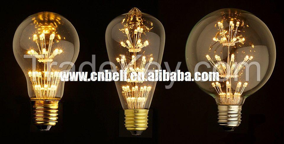 G95 STAR COLLECTION LED BULBS