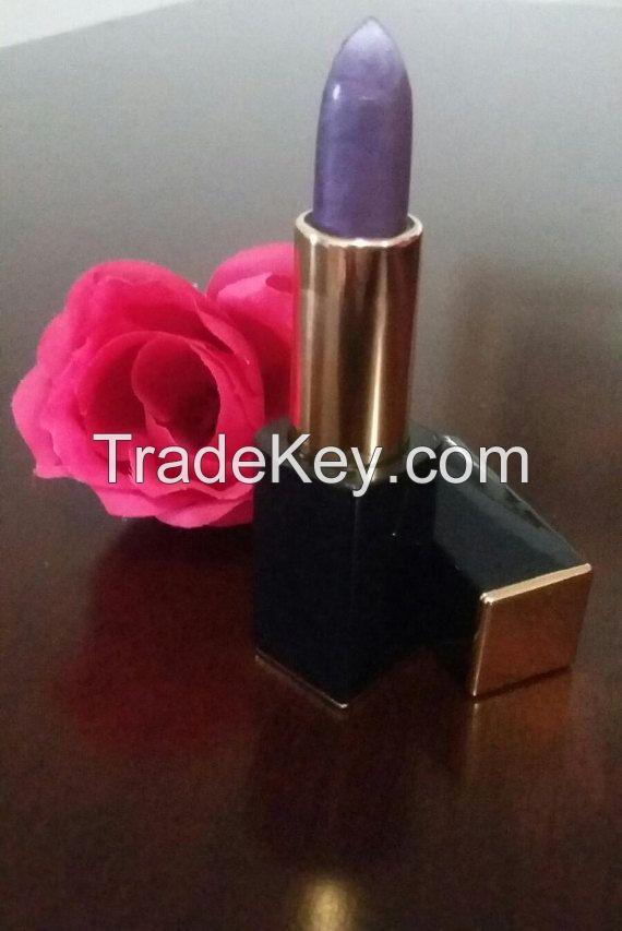 Semi Matte Vegan Lipsticks and Lip Gloss
