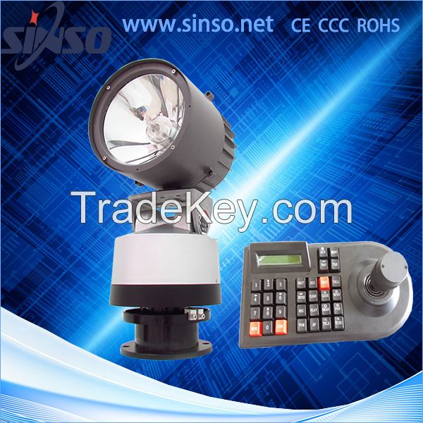 Automatic cruise powerful long range garden searchlight 7000-15000lm