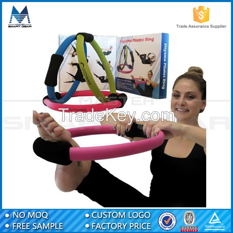 MSG Red Flexibility Yoga Pilate Ring Yoga Ring