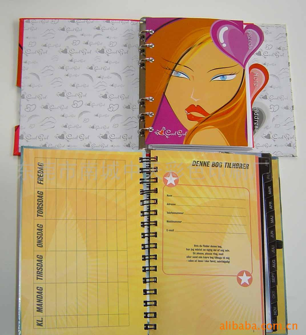 Sprial Notebook