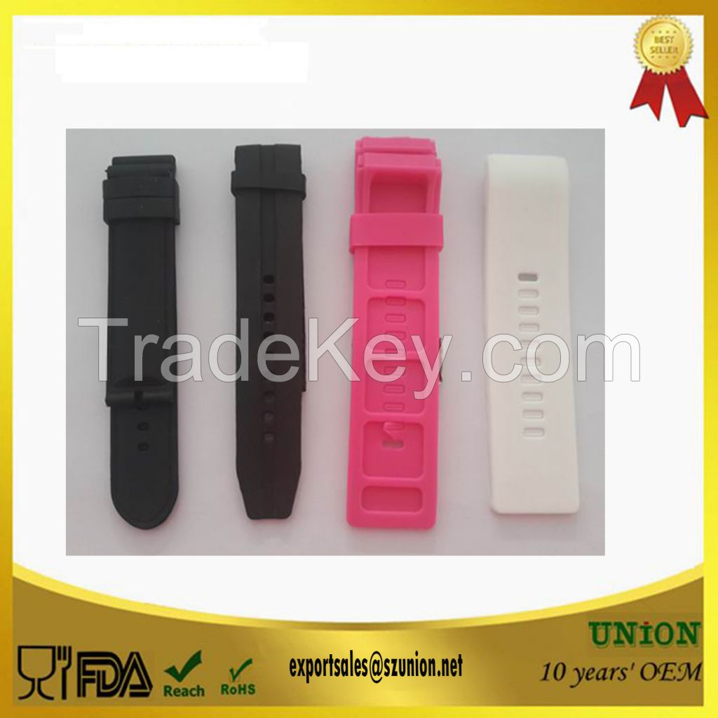 cute smart phone factory wholesale watch straps classic silicone watchband