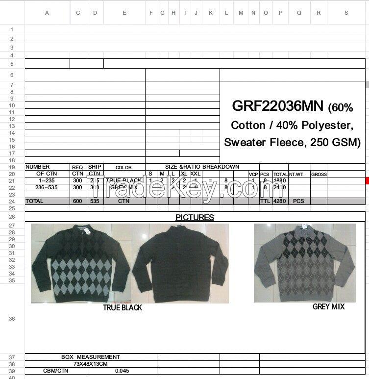 Full sliv sweater