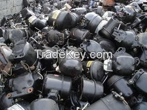 Compressor Scrap, AC-Fridge Compressors Scrap, PET Bottle Scrap