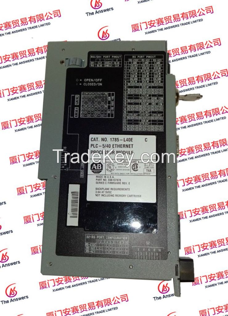 1771-ODZ The Allen-Bradley / Rockwell Automation 1771-ODZ 120V AC Digi