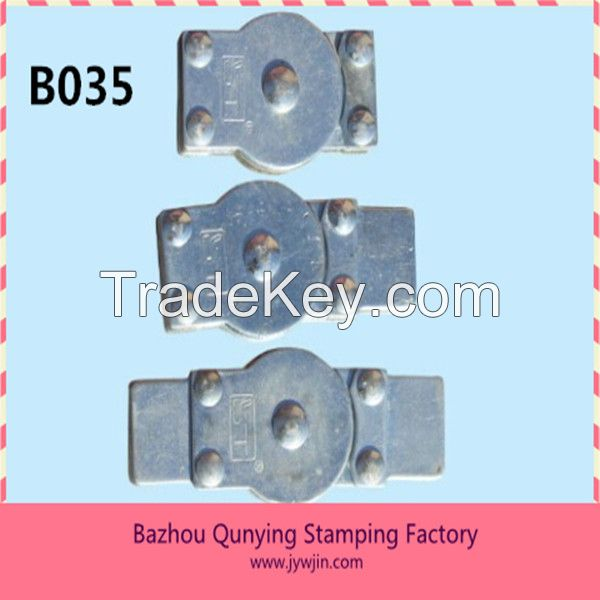 Furniture hardware sofa gear hinge with many choice bulk buy from China B035